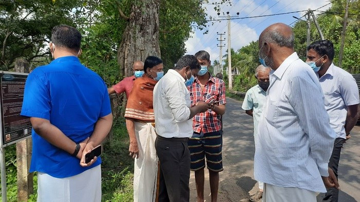 Jaffna Kantharodai Kovil Issue