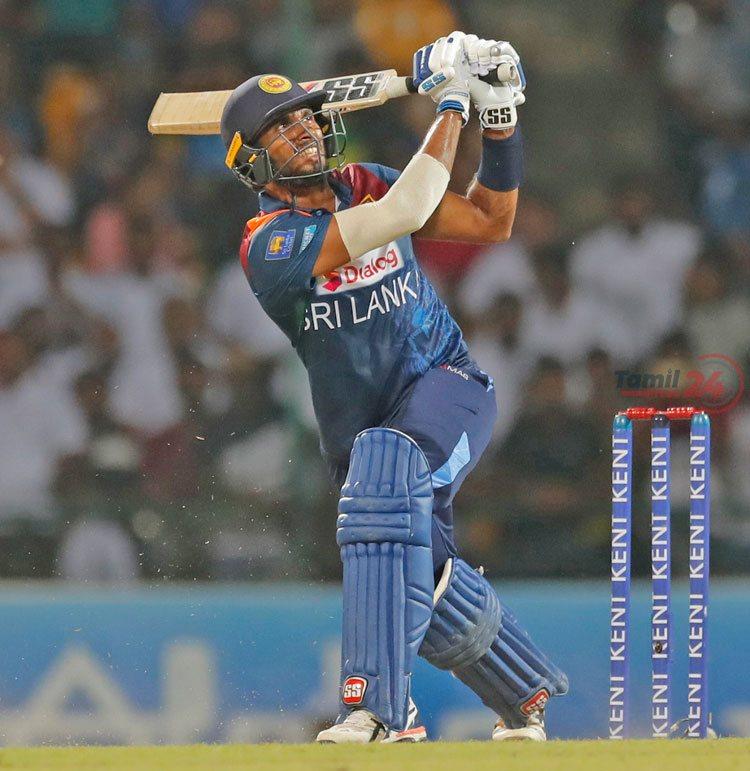 Dasun Shanaka Sri Lanka t 20 captain