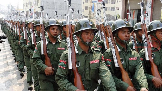 The military seized power in Myanmar